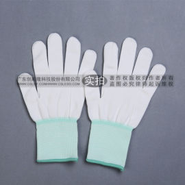 深圳 手套芯白色尼龍手套芯白色尼龍作業手套勞保手套