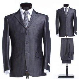外贸商务男式西服套装(4701)