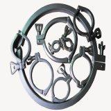 重型管束精铸卡箍欧洲标准Tri-clamp
