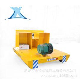 厂家重载模具转运拖线缆轨道车 橡胶台面V型支架轨道车