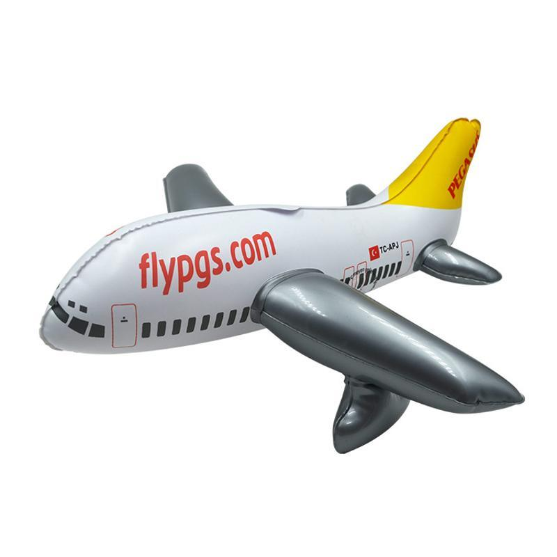 PVC充气飞机 充气产品 充气玩具