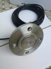 普量PT500-601 法蘭式液位變送器 法蘭安裝液位感測器 法蘭式水位感測器