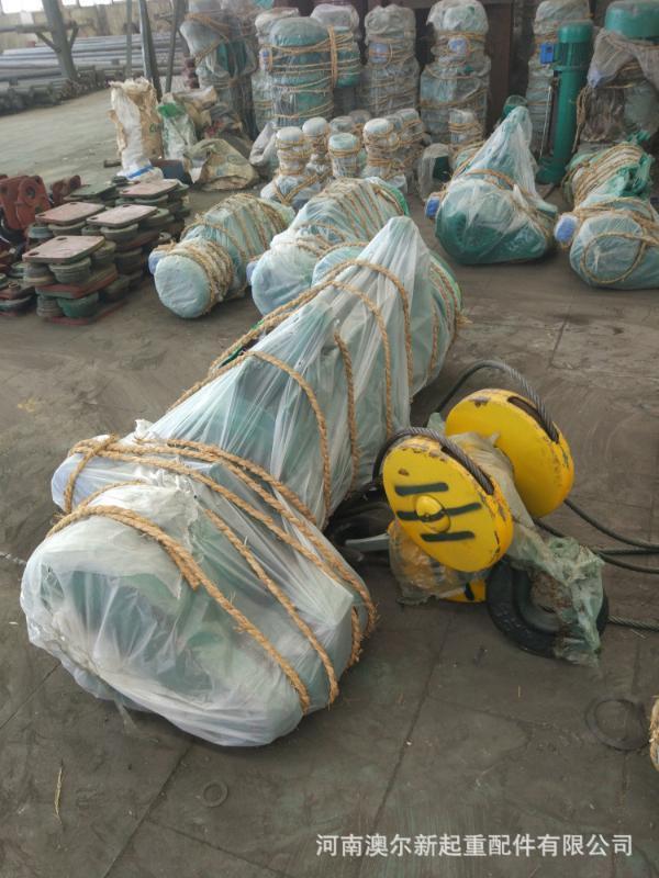 龙门吊电动葫芦 钢丝绳微型电动葫芦 防爆电动葫芦