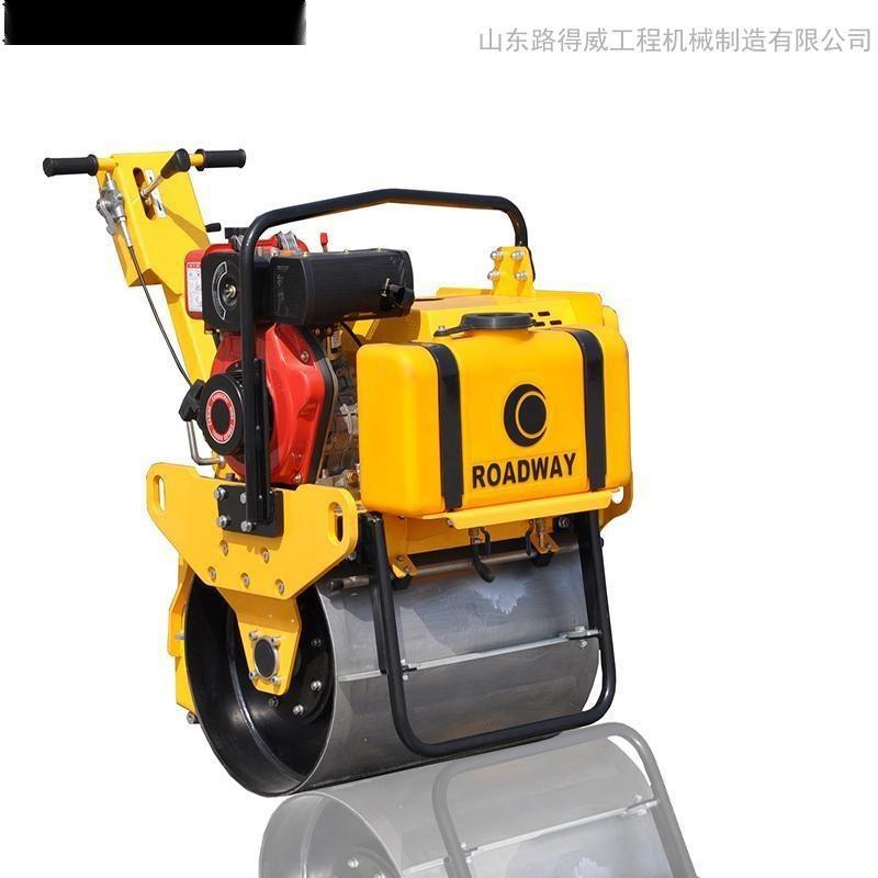 离心式自动离合振动,重量292kg KIPOR 4.0HP柴油机RWYL21C手扶压路机*价格可议