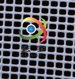 2000D網格布,5cm大方格PVC塑膠網
