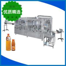 饮料灌装生产线 果肉灌装机 全自动灌装机生产线