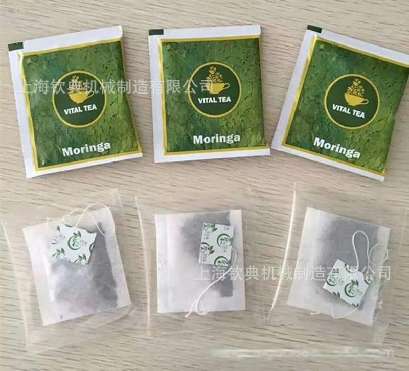 绿茶花茶咖啡袋泡茶叶内外袋全自动包装机快速