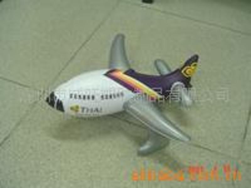 供应 充气飞机/ 充气玩具