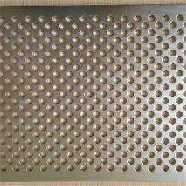 不锈钢冲孔板网 金属冲孔网 不锈钢钢板网