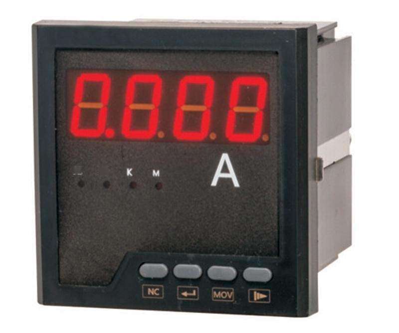 CD194I-9K1带RS485通讯交流单相电流表  数显电流表厂家