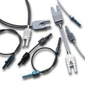 ST接头 塑料光纤光缆