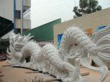 神话雕塑-玻璃钢神话雕塑-中国龙玻璃钢神话雕塑厂家
