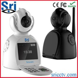 施瑞安,sricamSP003 免费视频通话网络电话摄像机