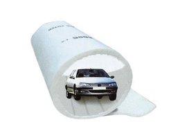 沈阳机车DIN5510-2标准顶篷过滤棉