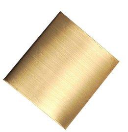拉丝钛金不锈钢板,钛金拉丝不锈钢板