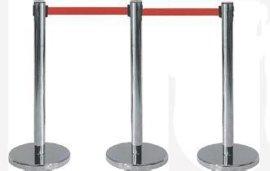 烟台一米线------烟台银行柱----烟台伸缩隔离带围栏