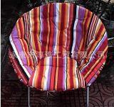 大号简约现在家居多色月亮椅折叠椅卡通花园椅CY-362