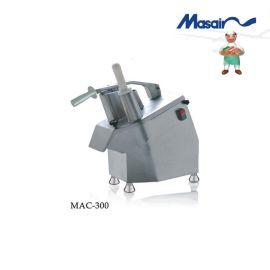 满森MAC-300多功能小型切菜机 切丝机 切丁机切片