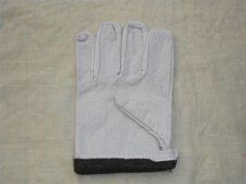 绒里帆布手套,绒里隔热帆布手套