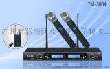 TMS天馬士會議系統 TM-3004一拖二無線麥克風