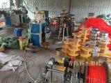 供應山東氣動軟管PU TPU氣動軟管生產線設備