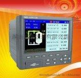 無紙記錄儀液晶顯示帶列印以及遠傳通訊功能