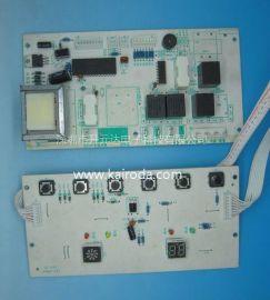 LED數碼顯示全自動地暖控制板線路板PCB電路板電子產品開發設計