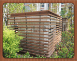 生态木 生态木塑板 遮阳系列生态木