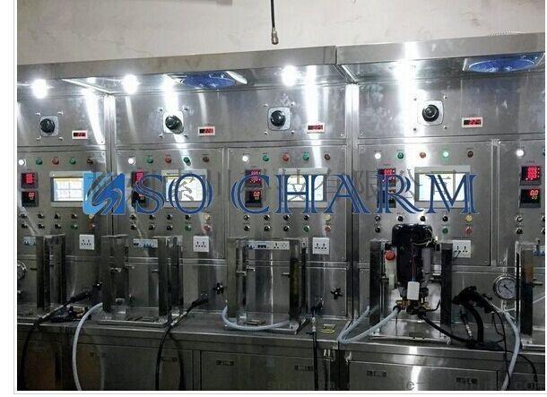 智能型工控式清洗机测试台