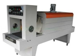 B门板缩包机#铝型材套膜封切机《济南瑞辉》电工产品包装收缩机