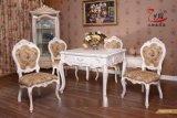 家用實木麻將桌餐桌兩用歐式折疊四口機
