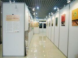 北京八棱柱展板厂家,展览器材销售