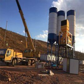 西双版纳HZS50混凝土搅拌站全套设备厂家