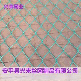 围墙勾花网,弹力勾花网,成都勾花网