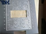诺科五金CNC机箱铝板加工,四轴加工
