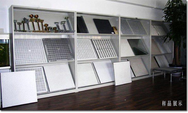 机房专用防静电地板 西安未来星HPL静电地板质量 通风地板怎么卖
