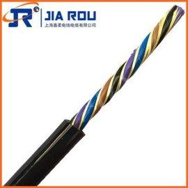 柔性移动  聚氨酯防水电缆