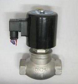 蒸汽电磁阀ZQDF,不锈钢内螺纹电磁阀