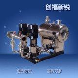 北京创福新锐厂家供应 成套配电柜 PLC变频控制柜 无负压供水 排污 水处理设备 
