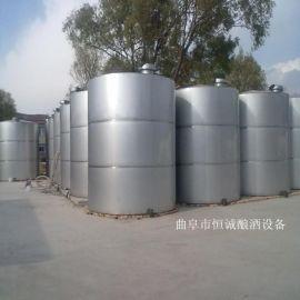 1-10吨不锈钢罐 储存罐 发酵罐 冷热罐