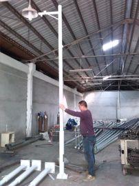 广东3.5米小区监控立杆,惠州加厚监控立杆, 深圳监控立杆厂家