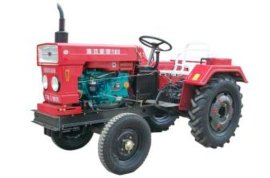 18马力农用四轮单缸拖拉机