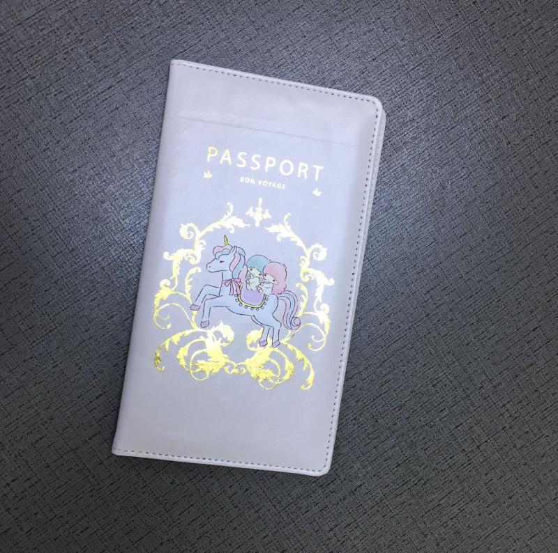 廠家定製卡包錢包女長款小清新零錢多功能錢夾卡包名片包