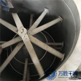 定制生产全不锈钢旋转闪蒸干燥机 碳酸钙烘干机 快速脱水干燥机
