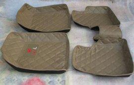 尼桑系列皮革大包围脚垫