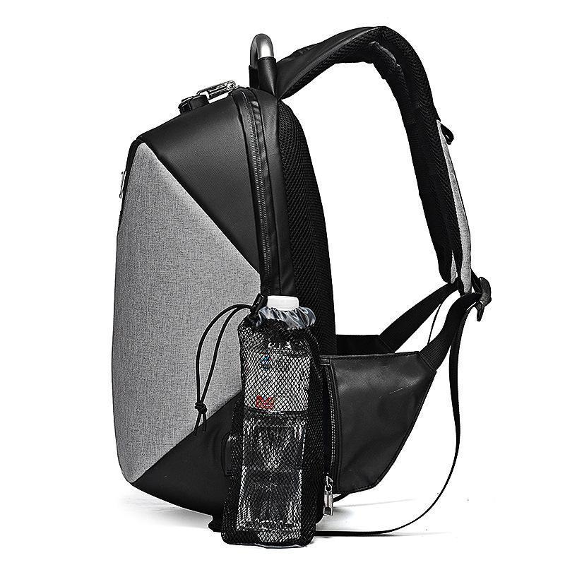 方振箱包厂家定做牛津布背包礼品背包可来样来图定做加印文字logo