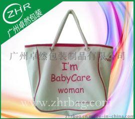 厂家定做韩国帆布袋 韩国环保袋购物袋 T型帆布袋