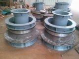 108齿日产200吨节能环保石灰窑炉专用布料器厂家
