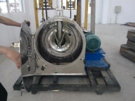 LLW卧式螺旋卸料过滤离心机