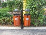 供應 戶外垃圾桶 公園景區垃圾桶 雙桶